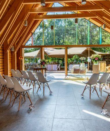Duurzaam Hotel in de Veluwse Bossen