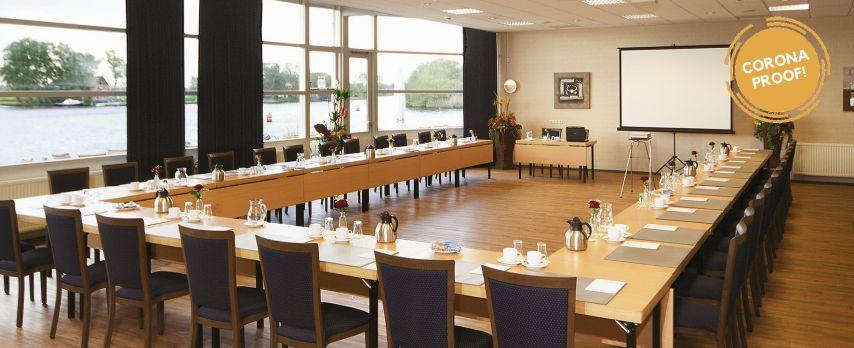 Hotel in het Hart van Friesland