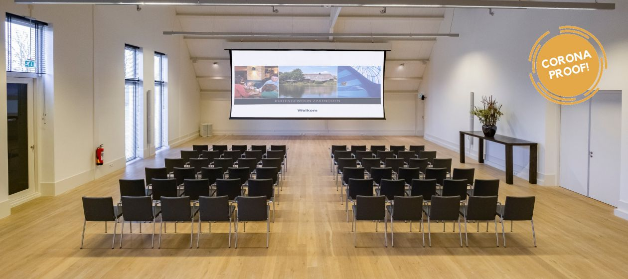 Vergaderlocatie business centre Drenthe
