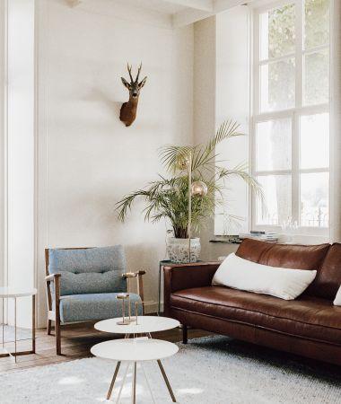 Huiselijk Vergaderen in Scandinavische Sfeer