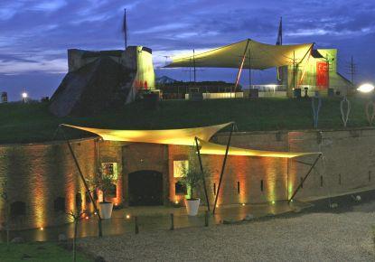Historisch Fort vlakbij Nijmegen