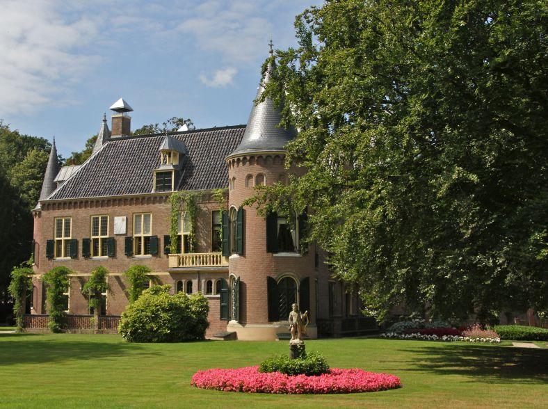 Rustiek Landgoed vlakbij Amsterdam