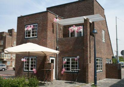 Oud Postkantoortje in Amsterdam