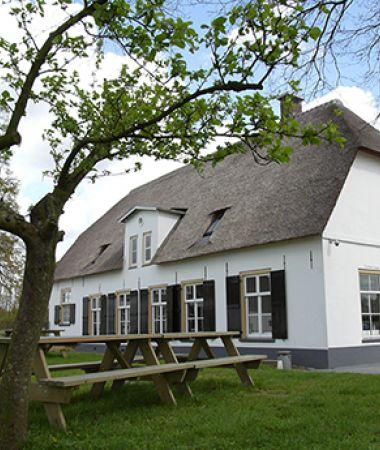 Ambachtelijke Boerderij centraal in Utrecht