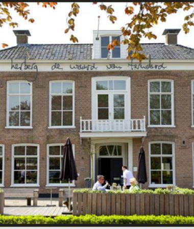 Designhotel aan het Dorpsplein