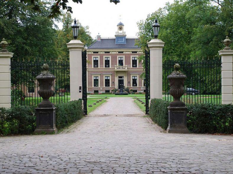Historische Buitenplaats vlakbij Zwolle