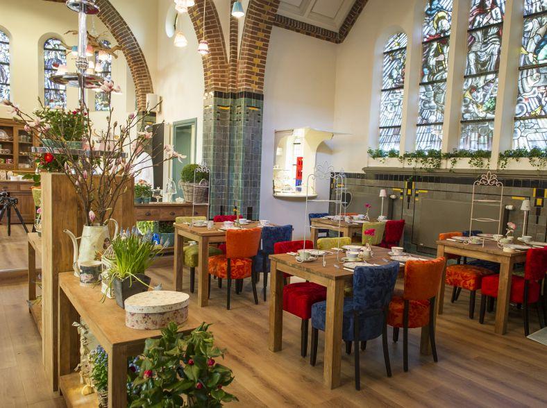 Kleurrijke Kapel in Brabant