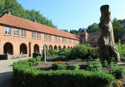 Authentiek Klooster vlakbij Bergen op Zoom