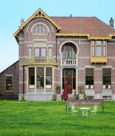 Schitterend Landhuis in Oost-Groningen