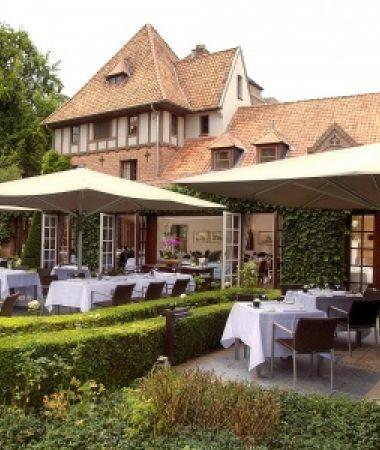 Sprookjesachtig Hotel nabij Maastricht