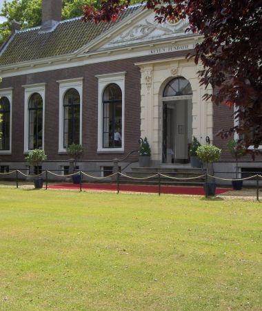 Stijlvol Landhuis in Rotterdam
