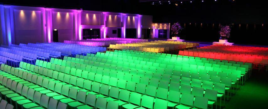 Modern Congrescentrum aan de Rand van Utrecht
