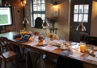 Aan de Keukentafel in Pittoresk Spaarndam