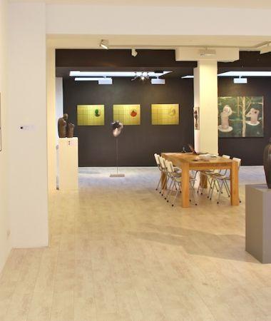 Galerie in Centrum Utrechtse Binnenstad