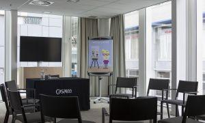 Ruimtes Boardroom