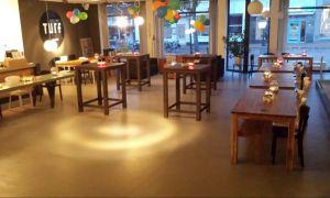 Ruimtes Grand Café