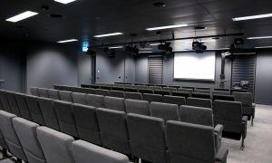 Ruimtes Auditorium