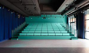 Ruimtes Het Parool Theater
