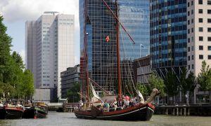 Ruimtes Varend over de Rotterdamse wateren