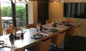 Ruimtes Private Dining