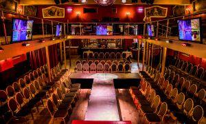 Ruimtes Theaterzaal