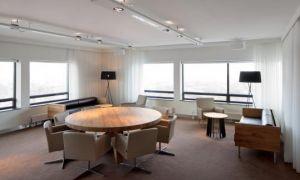 Ruimtes Penthouse Suite 4 (Metropool / hoeksuite)