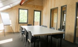 Ruimtes Kleine vergaderzaal