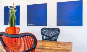 Ruimtes Blue Space