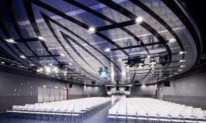 Ruimtes Vergaderruimtes voor 200+ personen