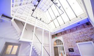 Ruimtes Studio + Bankgeheim
