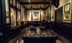 Ruimtes Foyer / Tabaksgenot
