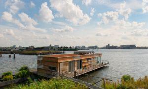 Ruimtes Woonboot exclusief (120 m2)