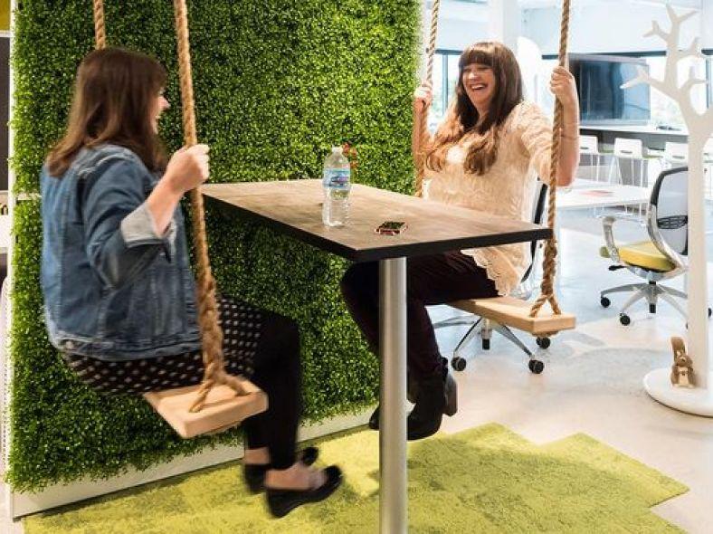 Blog: Bijzondere vergader 'stoelen' die je meeting nét wat interessanter maken