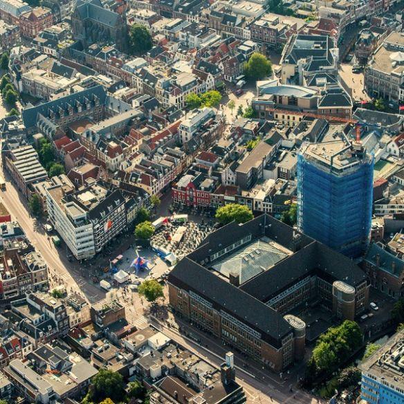 Bijzondere vergaderlocaties in Midden-Nederland