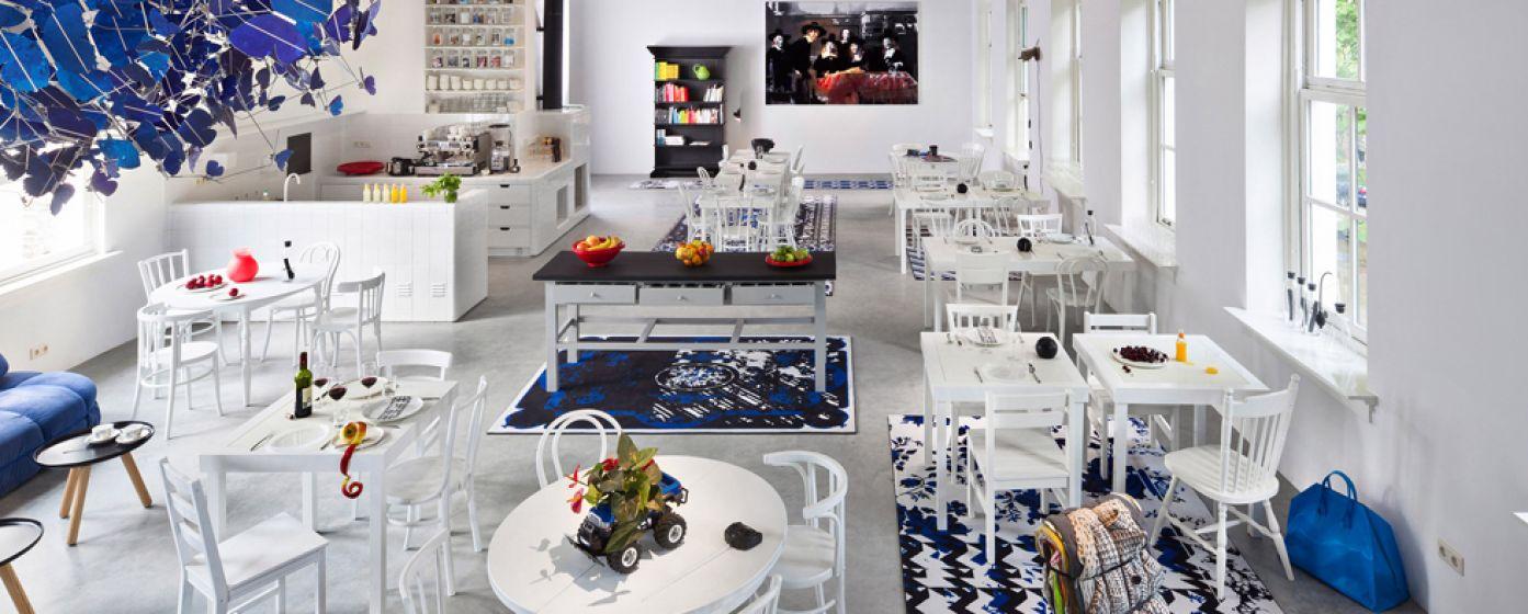 Amsterdam - Industriele Design Locatie