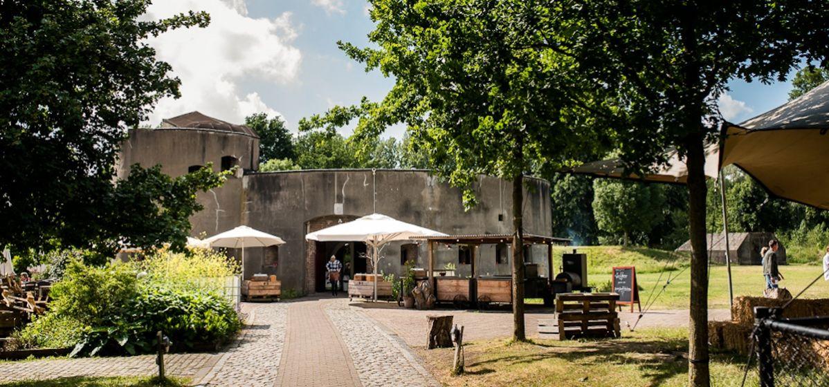 Utrecht - Monumentaal Fort