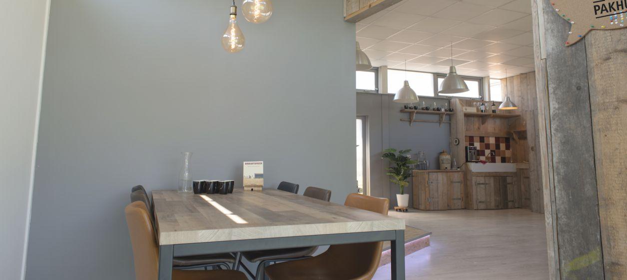 Almere - Pakhuis Vol Inspiratie en Gastvrijheid